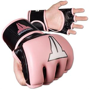 Pink Pro Competition Gloves